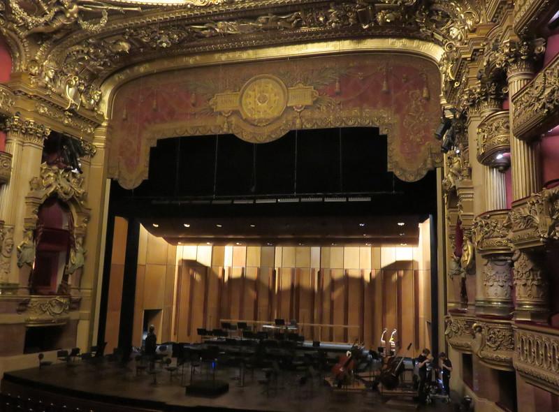 521 - Palais-Garnier - Stage
