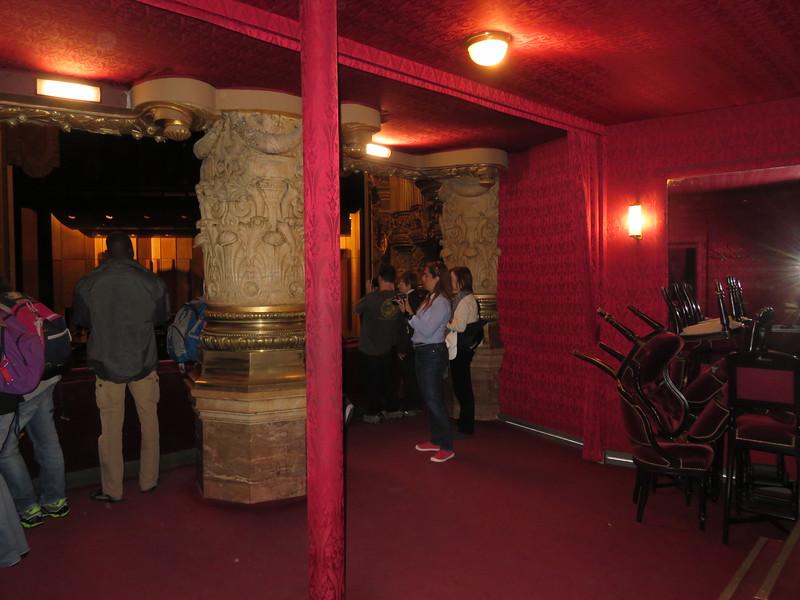 518 - Palais-Garnier - Box-Seat