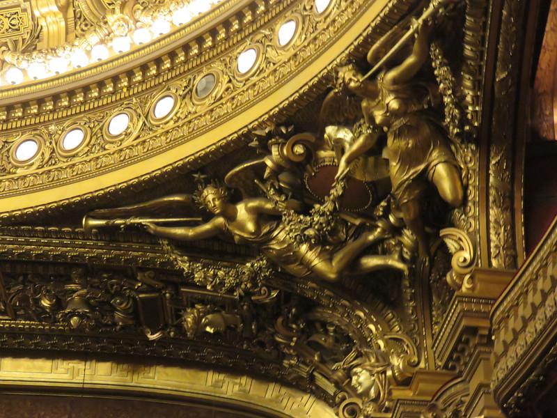 524 - Palais-Garnier - Ceiling-Dome-Detail