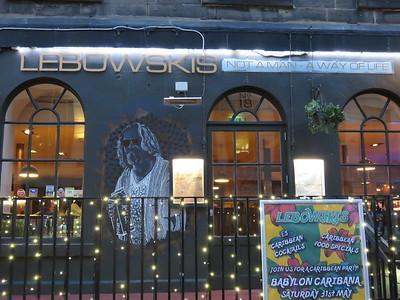 0022 - Edinburgh - Careful Man, There's a Beverage Here