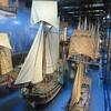 0638 - Maritime Museum - Wooden Ships 1