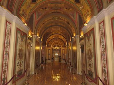 0003 - Brumidi Corridors in Capitol