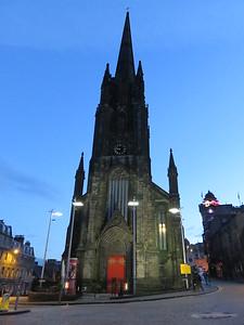0026 - Edinburgh - The Hub on Royal Mile