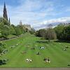 0128 - Edinburgh - Princes Street Park from Scottish National Museum