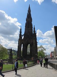 0011 - Edinburgh - Sir Walter Scott Memorial
