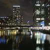 0154 - Canary Wharf at Night 1