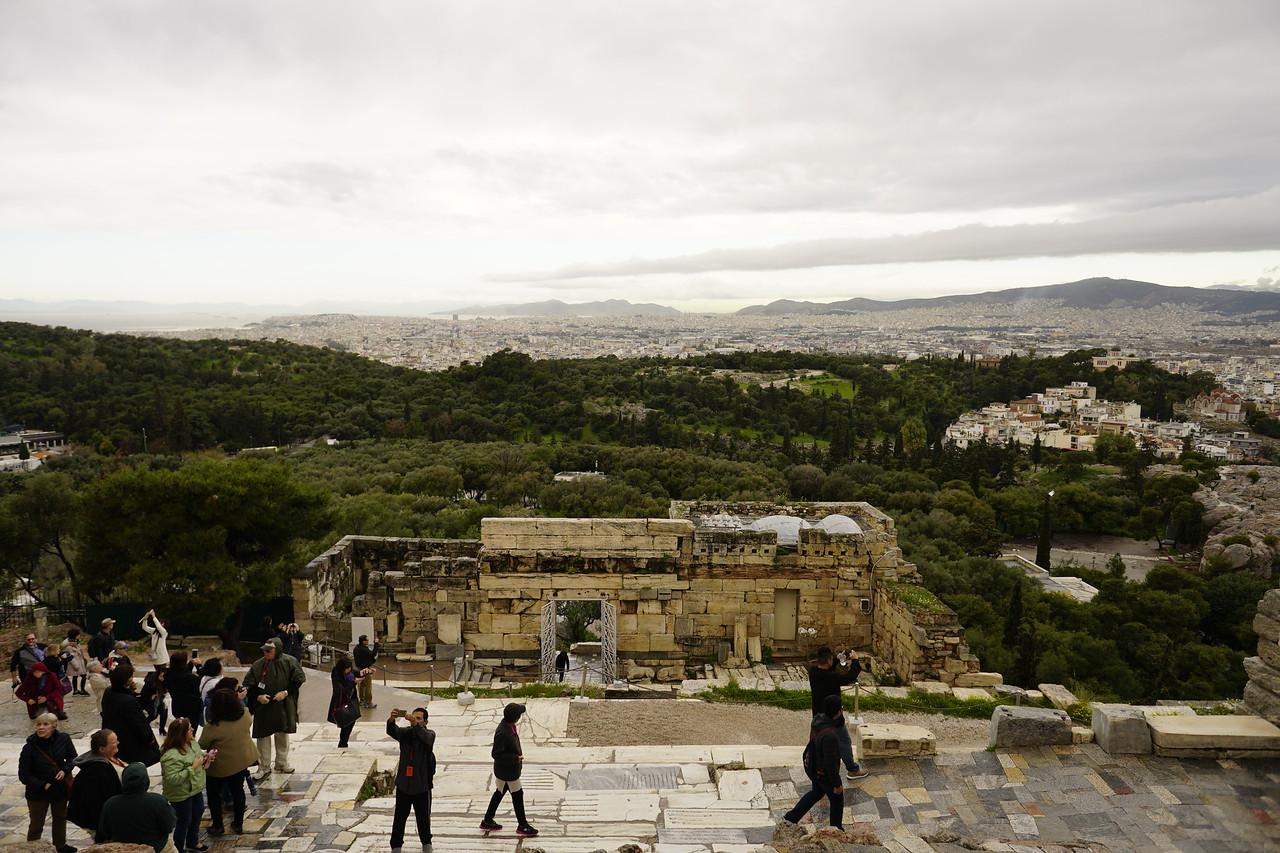 024 - Acropolis - Entrance Gate View