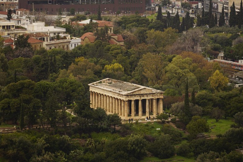 039 - Acropolis - Temple of Hephaestus