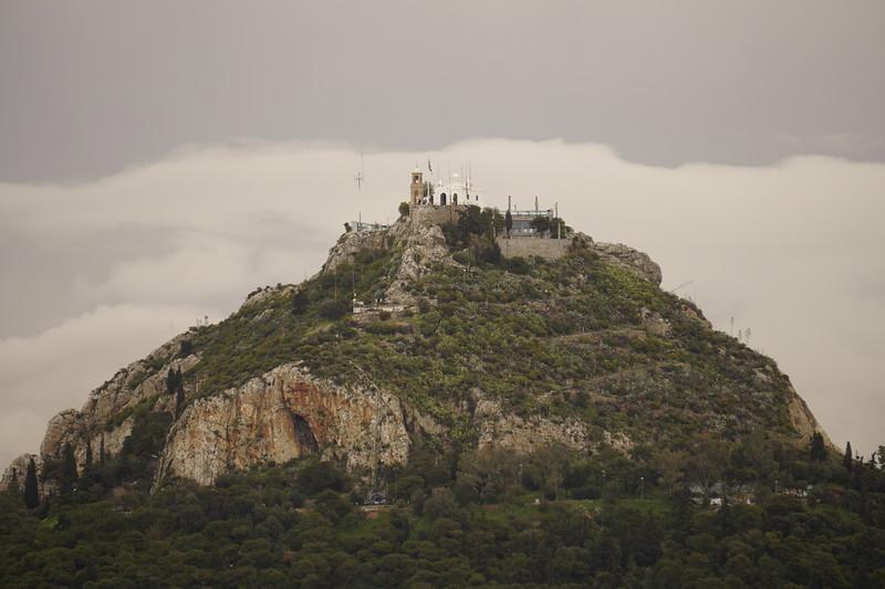 038 - Acropolis - Lycabettus Hill