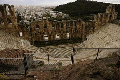 016 - Acropolis - Odeon of Herodes Atticus 2
