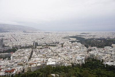 009 - Athens - Lycabettus Hill View 2