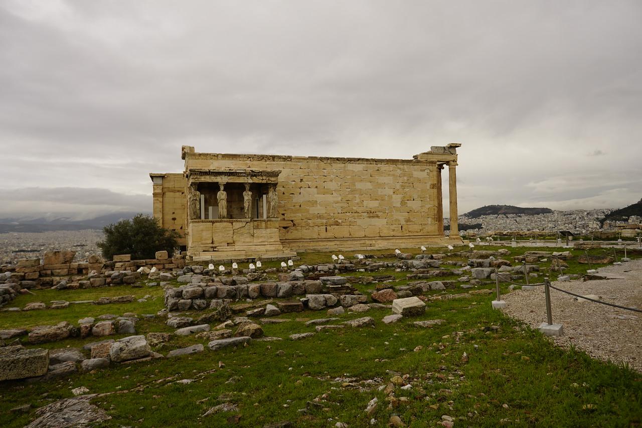 032 - Acropolis - Erectheion