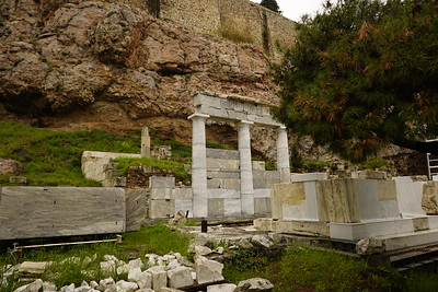 020 - Acropolis - Sanctuary of Asklepios