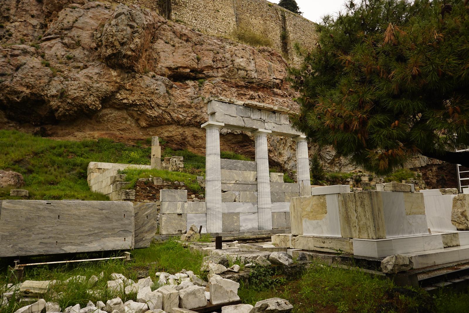 020 - Acropolis - Sanctuary of Asklepios