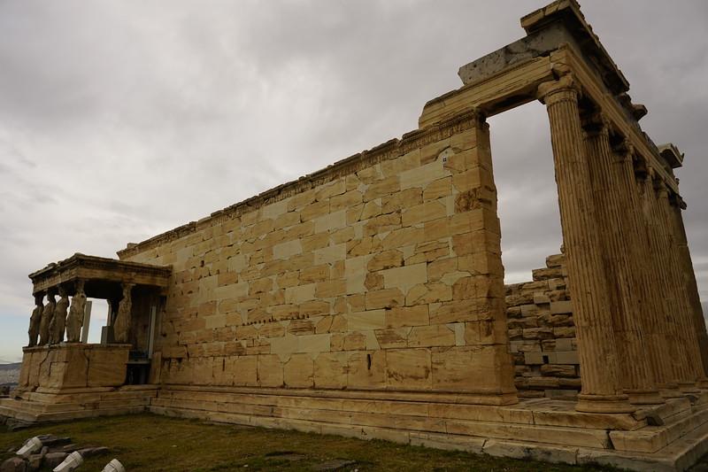 034 - Acropolis - Erechtheion 2