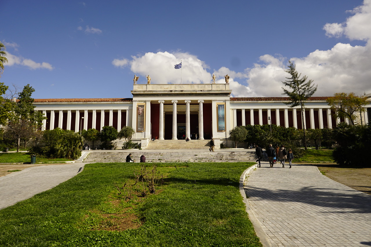 061 - Athens - National Archaeological Museum