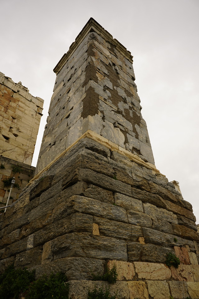 023 - Acropolis - Monument of Agrippa