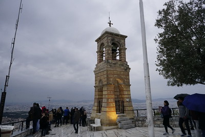 013 - Athens - Lycabettus Hill Bell Tower