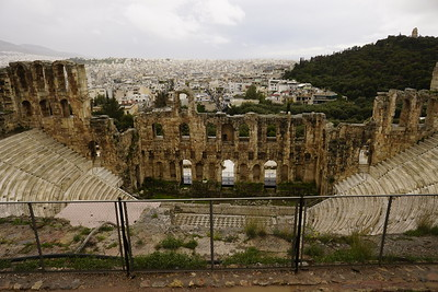 015 - Acropolis - Odeon of Herodes Atticus 1