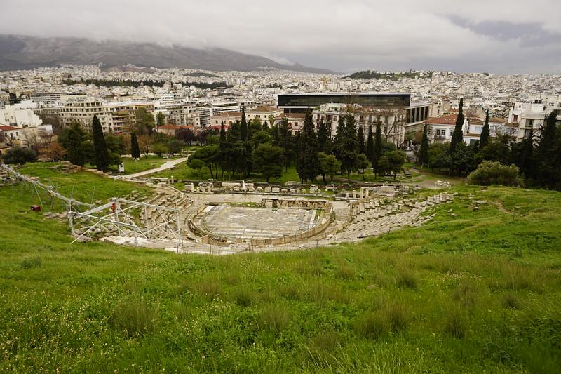 018 - Acropolis - Theater of Dionysus