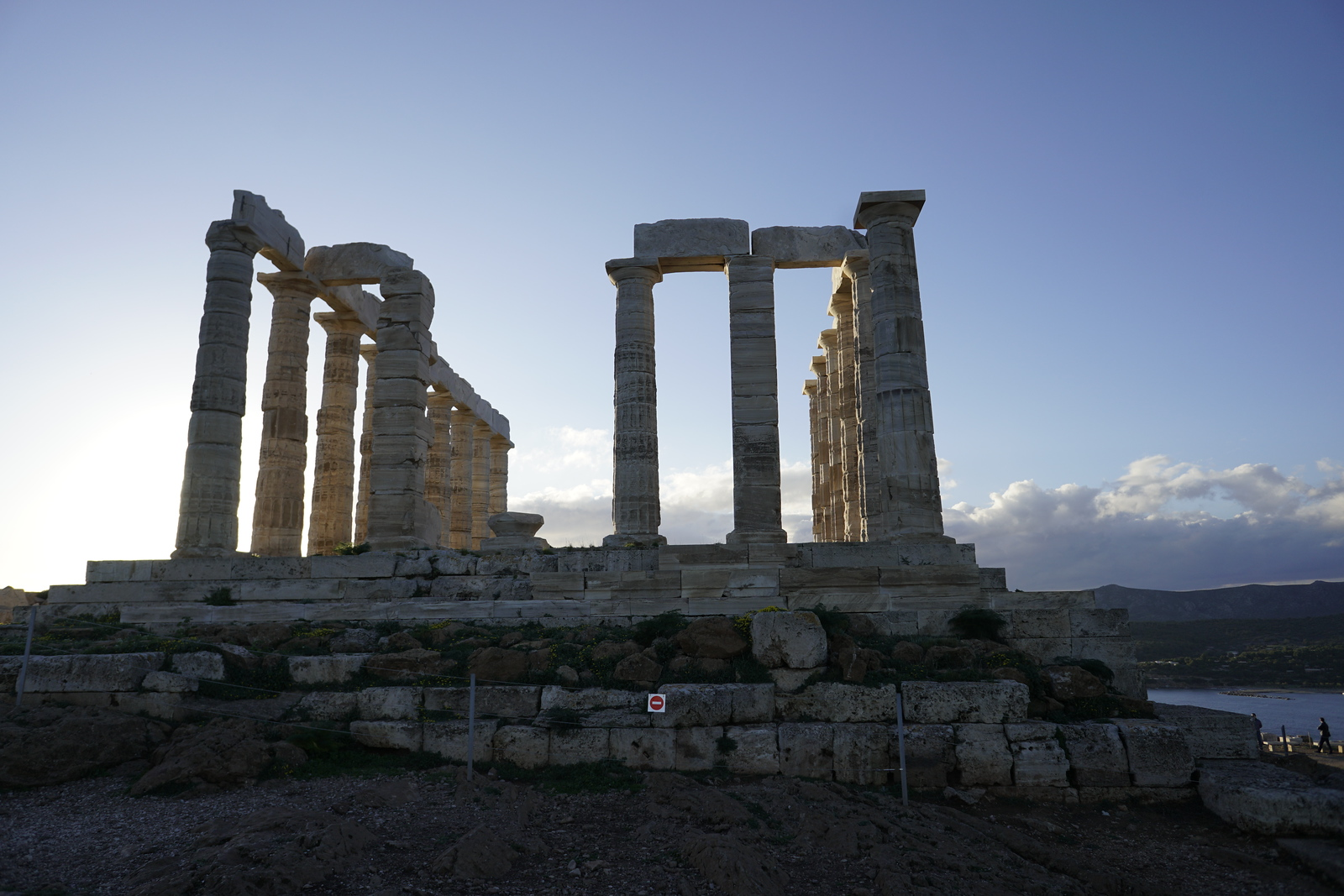 080 - Cape Sounion - Temple of Poseidon 1
