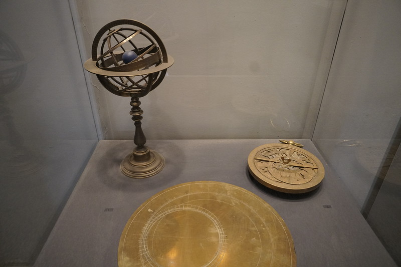 065 - National Archaeological Museum - Replica of Ptolemy's Astrolabe