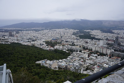 008 - Athens - Lycabettus Hill View 1