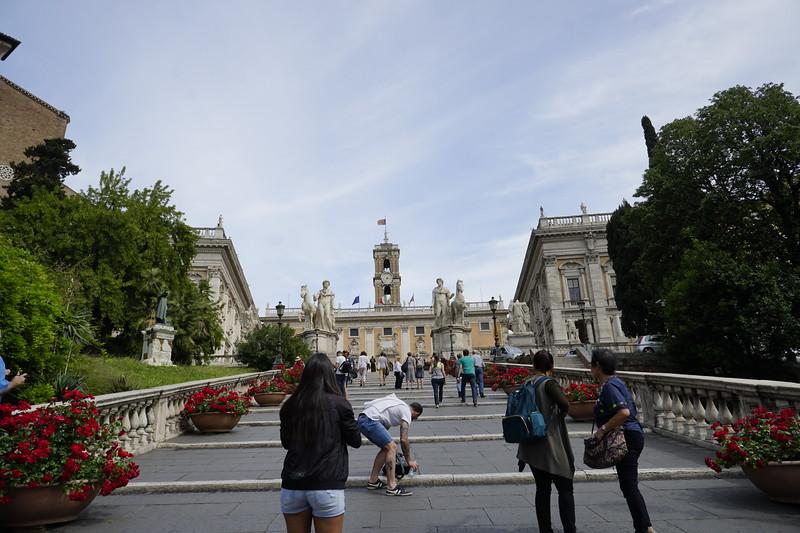 Day 04 - 034 - Rome - Campidoglio
