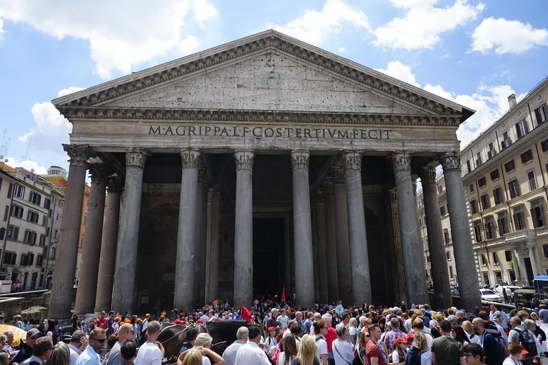 Day 04 - 003 - Rome - Pantheon