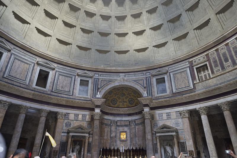 Day 04 - 006 - Rome - Pantheon