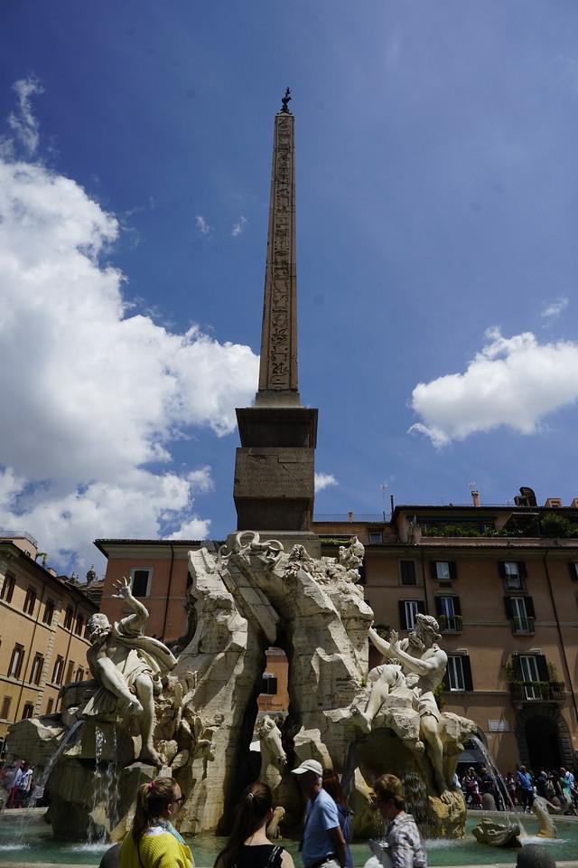 Day 04 - 018 - Rome - Piazza Navona