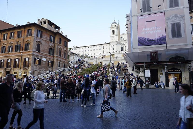 Day 03 - 014 - Rome - Piazza di Spagna