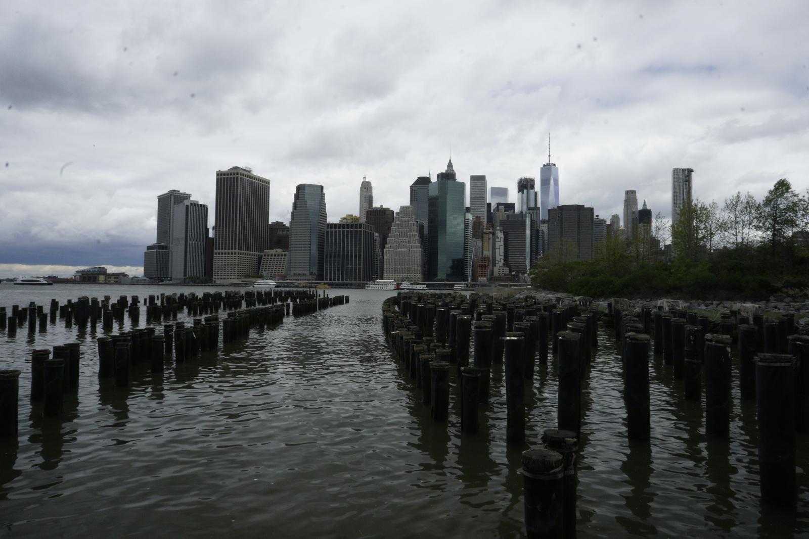 Day 01 -  002 - New York  - Brooklyn Piers