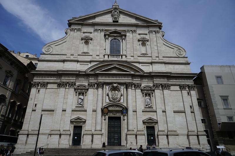 Day 04 - 032 - Rome - Chiesa del Gesu