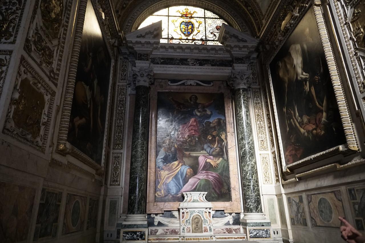 Day 03 - 010 - Rome - Santa Maria del Popolo