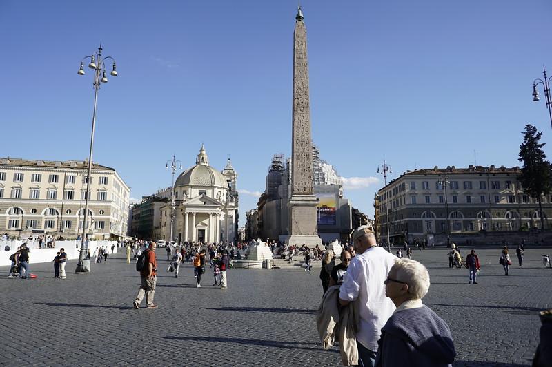 Day 03 - 011 - Rome - Piazza del Popolo