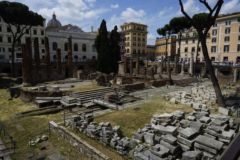 Day 04 - 029 - Rome - Largo Argentino