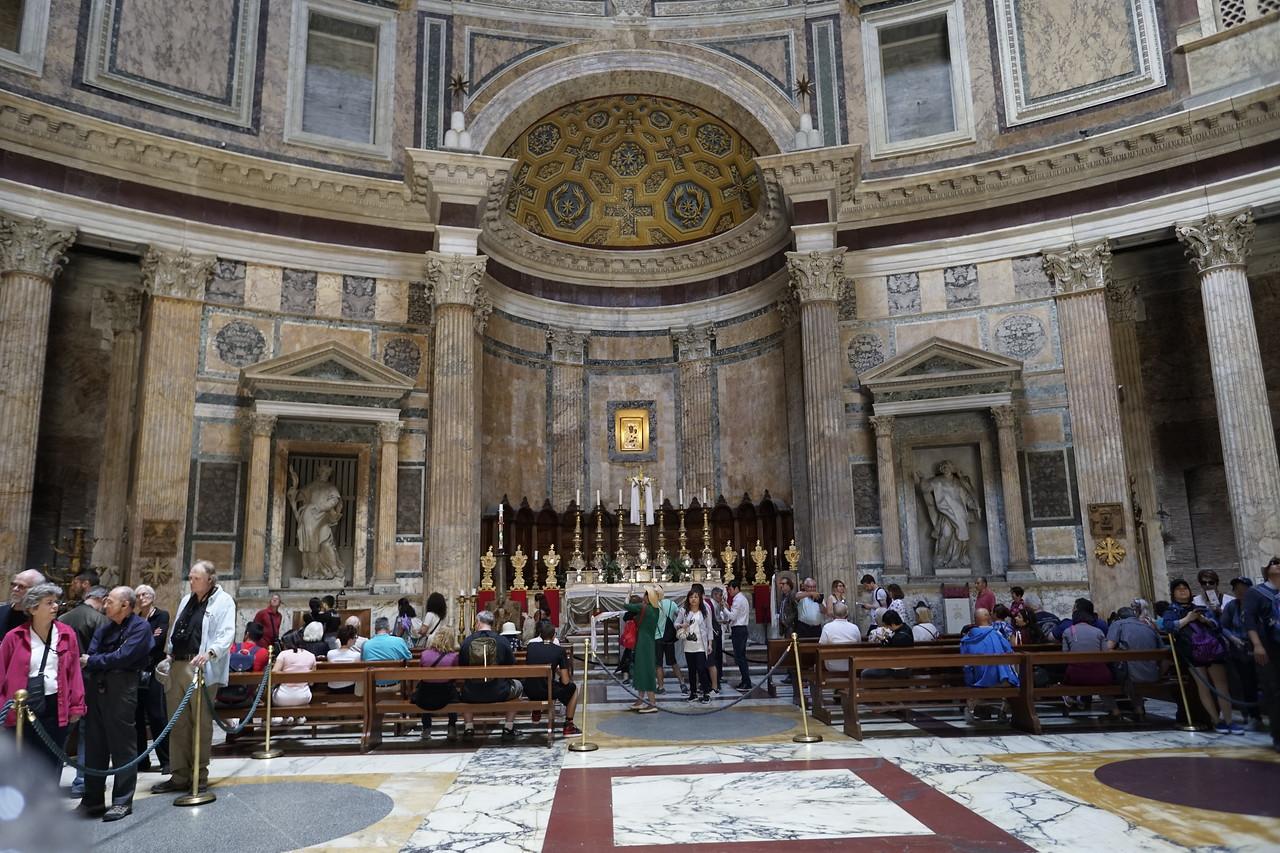 Day 04 - 010 - Rome - Pantheon