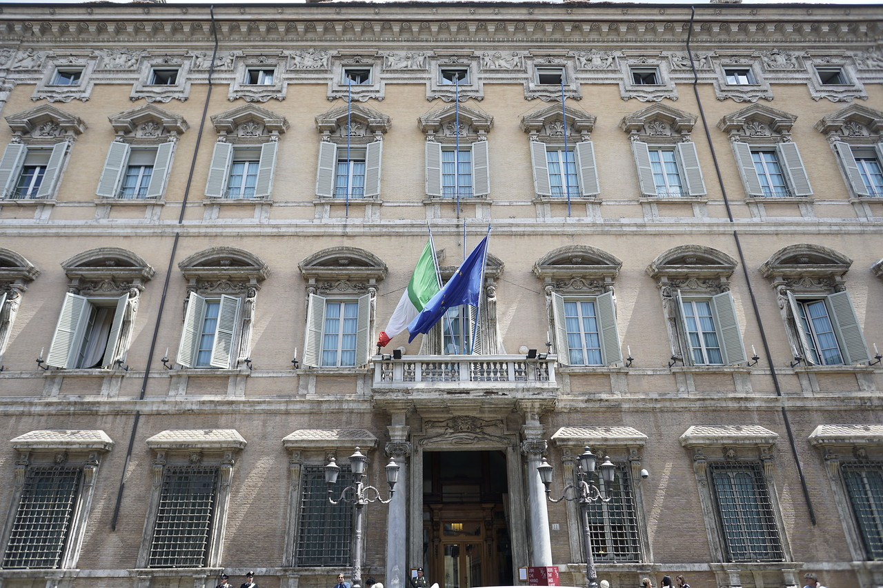 Day 04 - 012 - Rome - Palazzo Madama