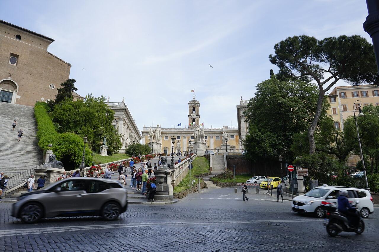 Day 04 - 033 - Rome - Campidoglio