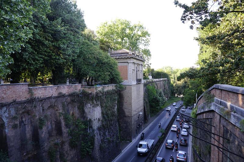 Day 03 - 004 - Rome - Borghese Gardens
