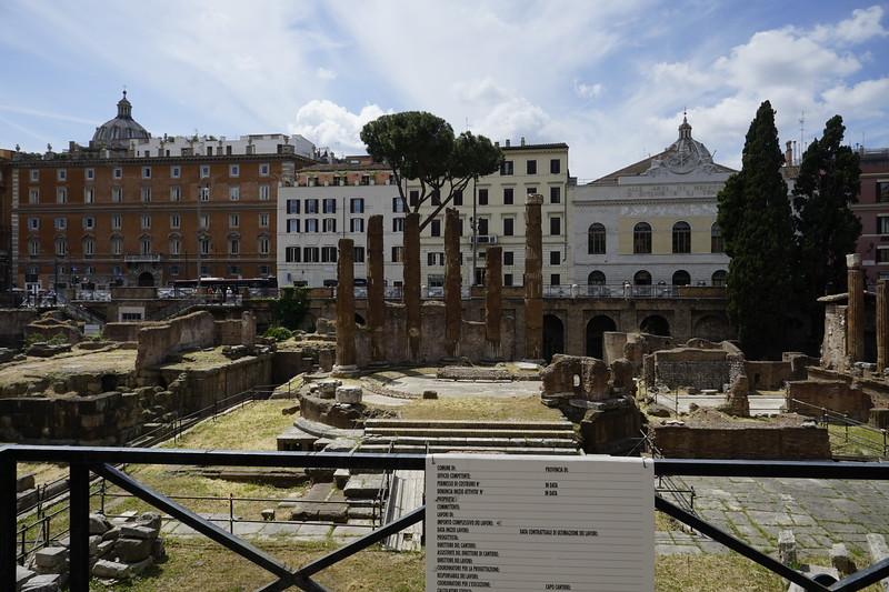 Day 04 - 028 - Rome - Largo Argentino