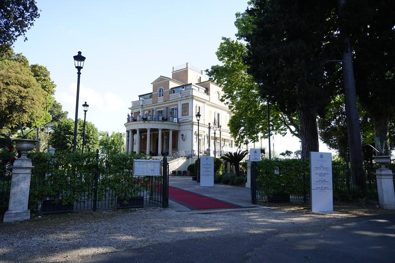 Day 03 - 005 - Rome - Borghese Gardens