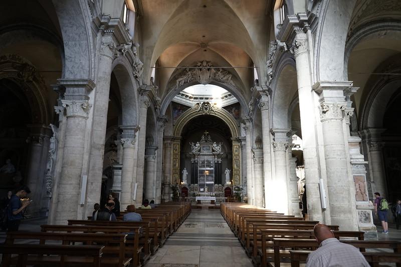 Day 03 - 009 - Rome - Santa Maria del Popolo