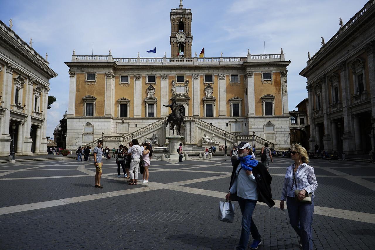 Day 04 - 035 - Rome - Campidoglio