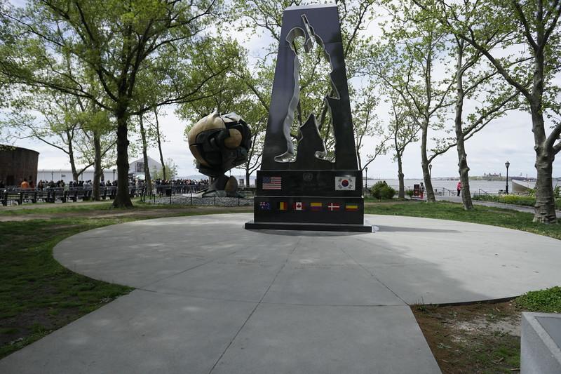 Day 02 - 010 - New York - Battery Park