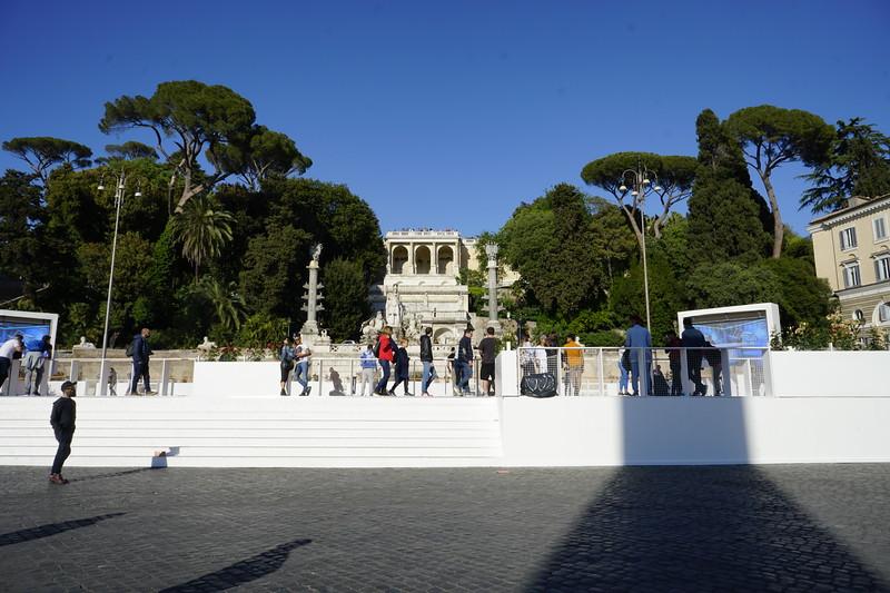 Day 03 - 012 - Rome - Piazza del Popolo