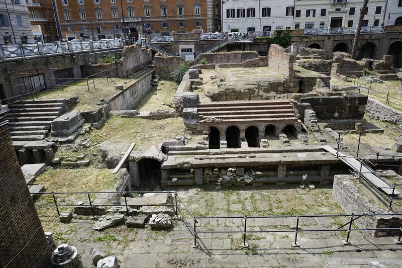 Day 04 - 030 - Rome - Largo Argentino