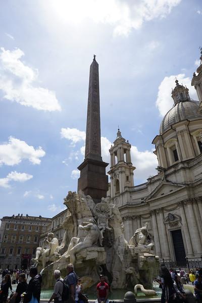 Day 04 - 013 - Rome - Piazza Navona