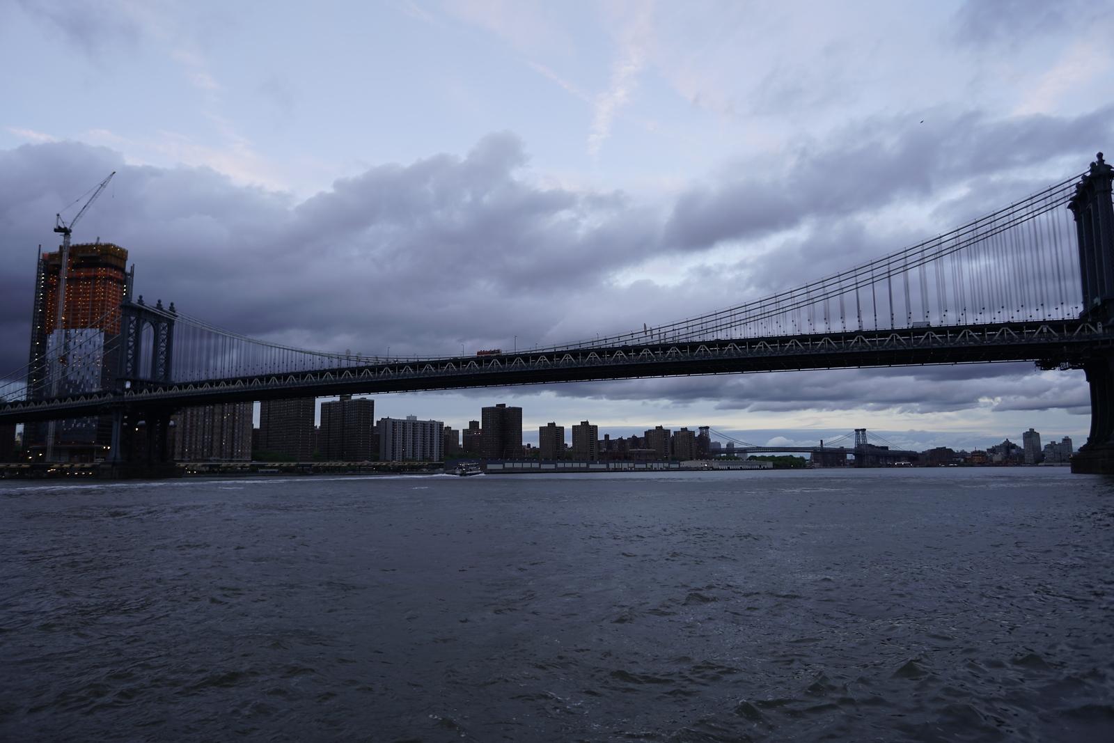 Day 01 -  005 - New York  - Brooklyn Bridge